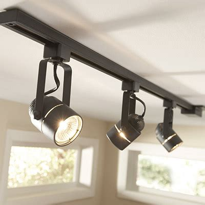 kitchen track light fixtures kitchen lighting fixtures ideas at the home depot