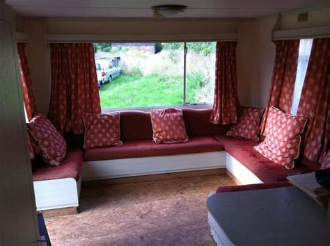 Caravan Upholstery Scotland by 3 Bedroom Static Caravan Cosalt 34ft 10ft Wide For