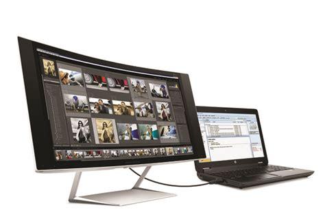 Hp Lg Curve hp presenta su ej 233 rcito de monitores para todos los gustos