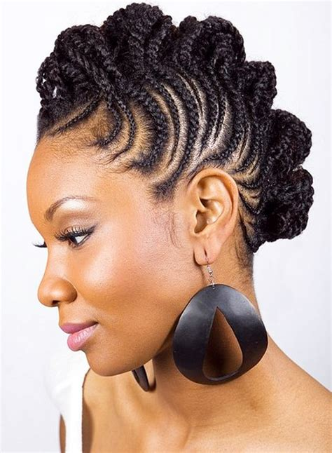 large braided hair styles 51 latest ghana braids hairstyles with pictures