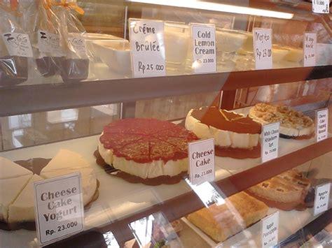 Sinensa Jogja via via artisan bakery kelezatan dan kesempurnaan dalam