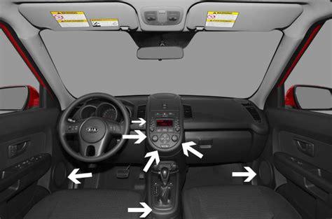 Kia Soul Radio Problems Interior Scratches
