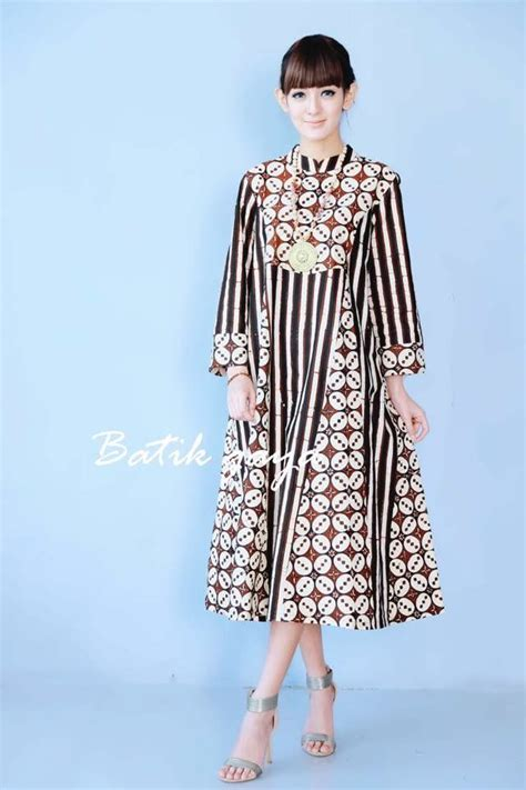 Gamis Batik Ethnic 936 Best Batik Tenun Images On Ethnic My
