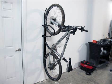 Bike Wall Shelf by Saris Bike Trac Vertical 1 Bike Storage Rack Wall Mount