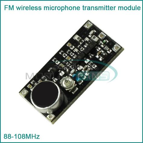 integrated circuit fm transmitter fm transmitter module wireless microphone surveillance frequency module 88 108mhz in integrated