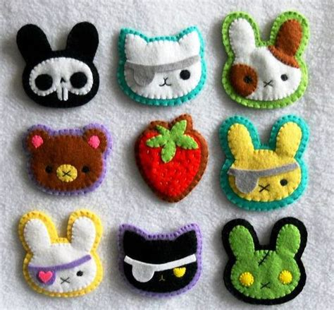 easy felt crafts for easy and simple felt craft for craft gift ideas