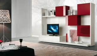 tv units designs modern tv wall units