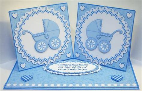 baby boy cards to make baby boy boys twist easel card kit cup509031