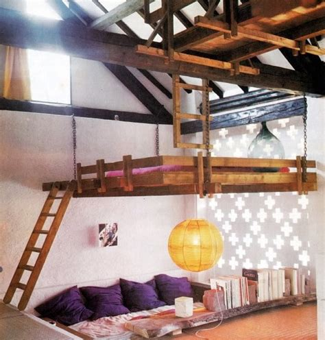 amazing room ideas cool beds to climb