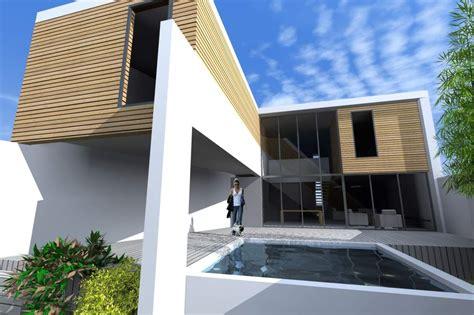 moderne hängeleuchten design maison contemporaine bordeaux ha 26 architecte gironde