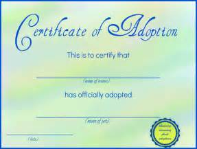 stuffed animal templates free printable stuffed animal adoption certificates free