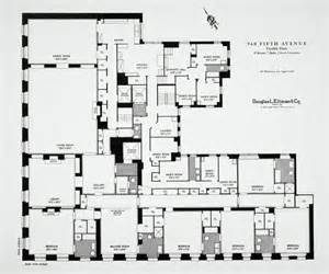 960 Fifth Avenue Floor Plan Floorplan Of A Typical Appartment 960 Fifth Avenue New York Penthouse Posts