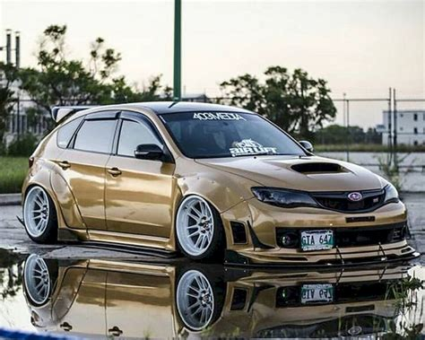 subaru hatchback jdm 111 coolest subaru impreza wrx modifications subaru