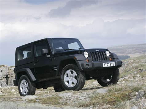 Of A Jeep Car Pictures Jeep Wrangler Uk Version 2008