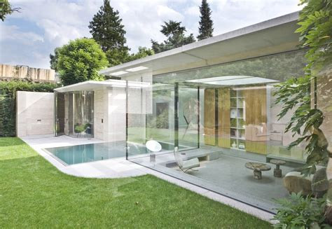 pavillon modern modern pavilion house addition in the netherlands