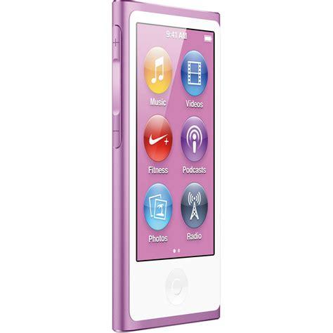 Turn Your Ipod Mini Purple by Apple 16gb Ipod Nano Purple 7th Generation Md479ll A B H