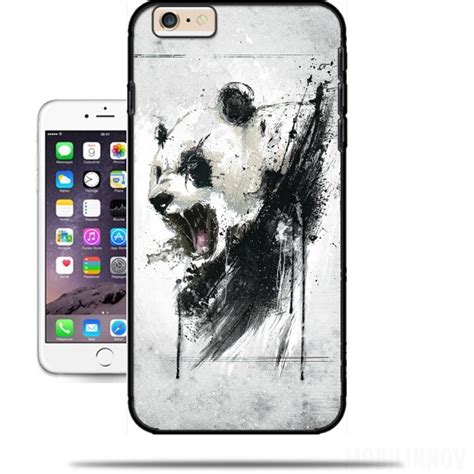 Angry Panda Iphone All Hp coque iphone 6 plus 5 5 angry panda