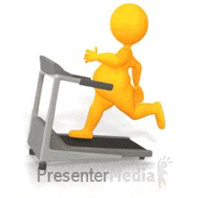 gif format in powerpoint training runner on treadmill sports and recreation