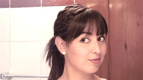 how to do a headband braid step by step how to make a french braid headband 9 steps with pictures