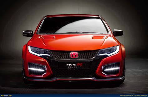 future honda civic ausmotive com 187 geneva 2014 honda civic type r concept