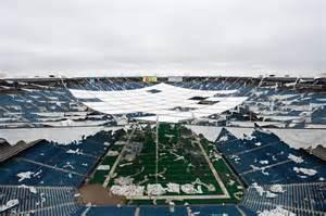 Silverdome Pontiac Mi Detroiturbex Pontiac Silverdome