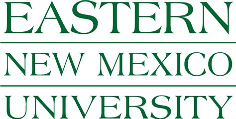 Of Eastern New Mexico Mba by File Eastern New Mexico Wordmark Png Wikimedia Commons