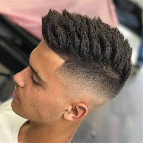 short hair cuts with a spike on it 50 stately short haircuts for men men hairstyles world