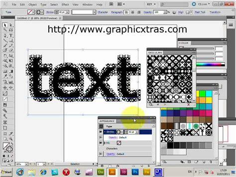 tutorial after effect cs2 illustrator text distress effect tutorial cs5 cs4 cs3