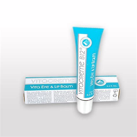 eye and lip balm vitracreme b12