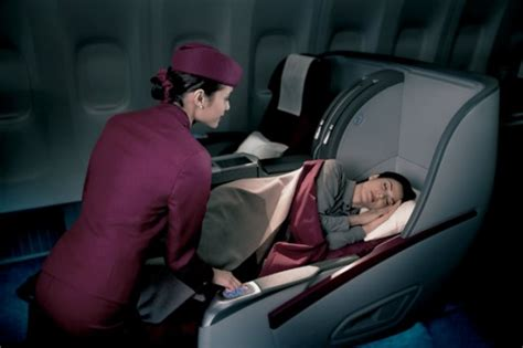 most comfortable way to sleep in class airline reviews qatar airways economy class
