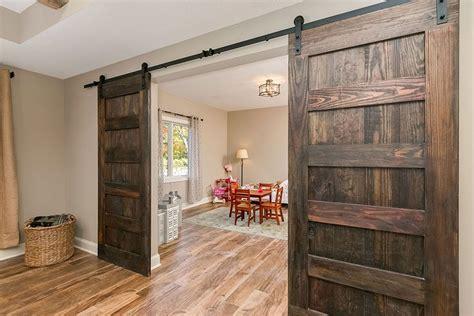 basement sliding barn doors wood doors interior french