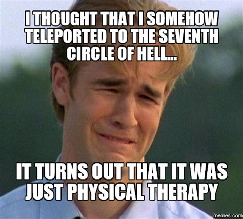 Occupational Therapy Memes - home memes com