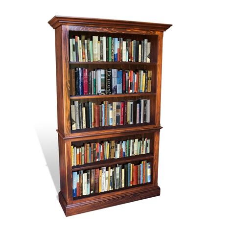 all wood bookshelves a101 bookcase no 2