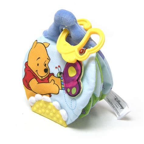 Teether Book Promo disney baby winnie the pooh peek crinkle teether book baby baby toys rattles musical toys
