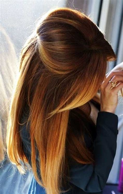 pretty hair color 25 best ombre hair color hairstyles haircuts 2016 2017