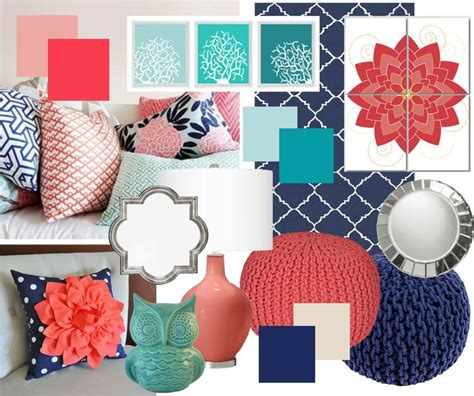 turquoise and beige bedroom best 25 navy coral rooms ideas on pinterest coral