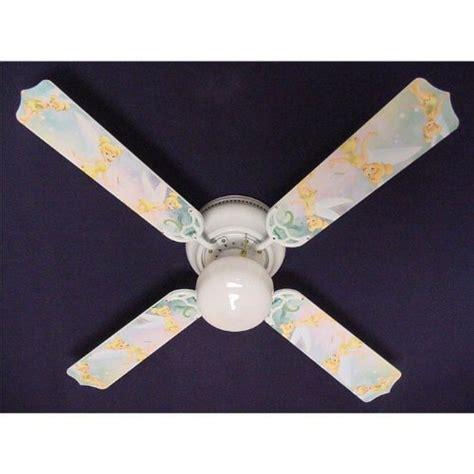 42 ceiling fan w light kit blades tinkerbell crimilda