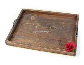 Large Wooden Ottoman Tray Unavailable Listing On Etsy