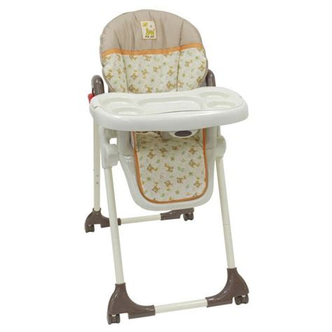 High Chair Recall by Baby Trend High Chair Monkey Around