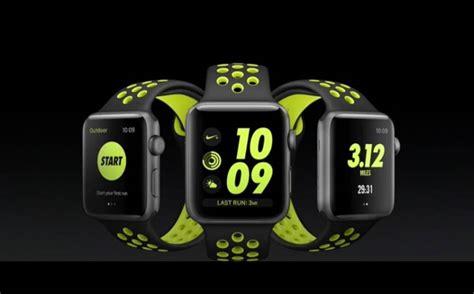 Apple 2 Nike montre apple nike