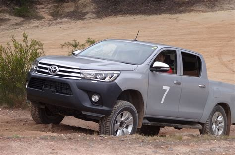 Toyota Hilux Generations New Toyota Hilux Debuts For Other Markets Better Than