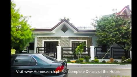 dj house bungalow house youtube fully renovated 4 bedrooms bungalow house for sale in bf