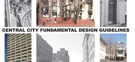 design guidelines portland design guidelines the city of portland oregon