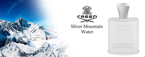 Parfum Creed Silver Mountain creed silver mountain water edp купить крид сильвер