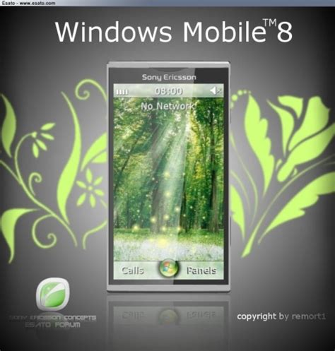 windows 8 mobile phone windows mobile 8 gets teased the sony ericsson way