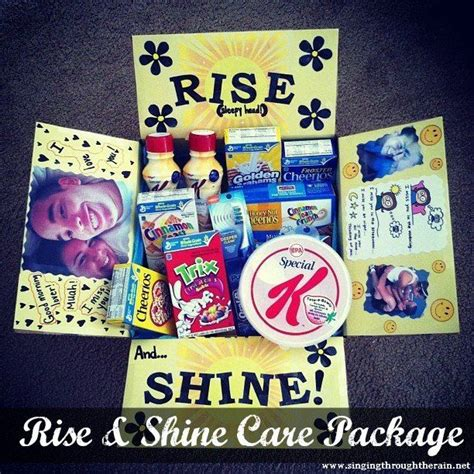 17 best images about care package ideas on