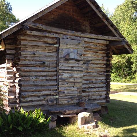 log cabin shed upcycled potting sheds
