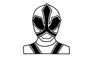 como desenhar jayden power rangers super samurai vermelho draw red ranger