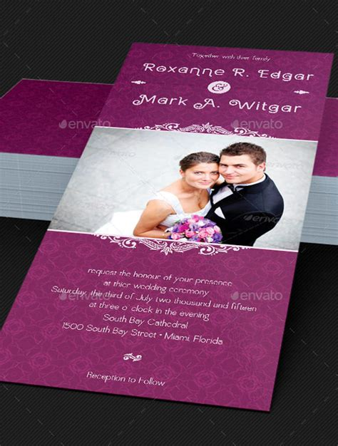 Wedding Card Designs Free by Invitation Template Psd Free Gallery Invitation