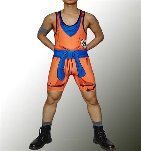 Kaos Singlet Onepiece fighter singlet tights one singlet weight